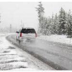 Winter Eis Schnee Auto Sicherheit